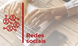 Siga nossas redes sociais