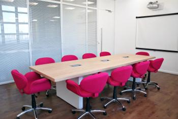 Centro de Design - Sala de Reuniões