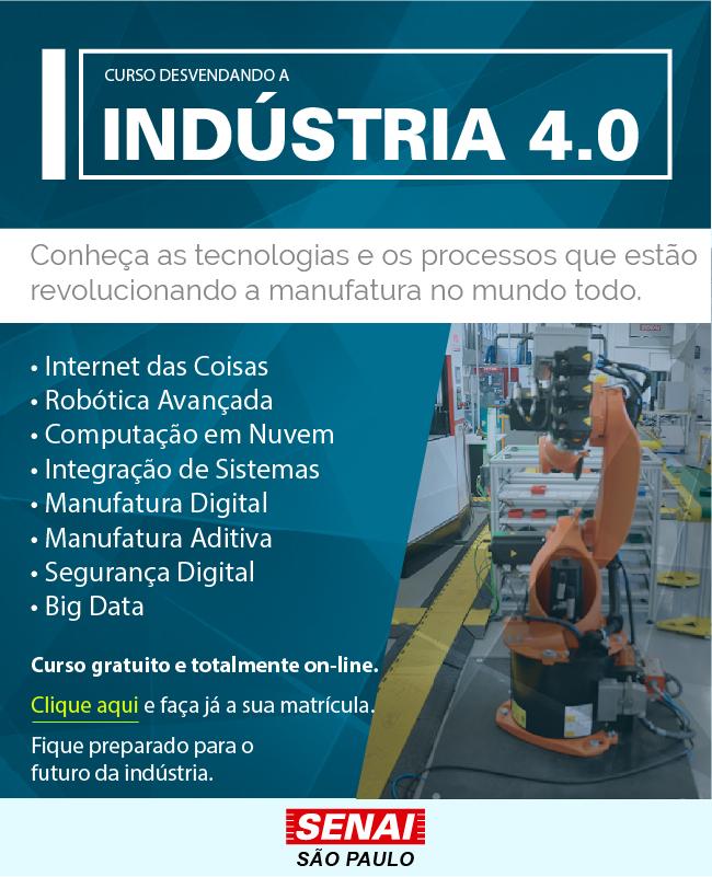 Industria 4.0 Curso EAD Gratuito