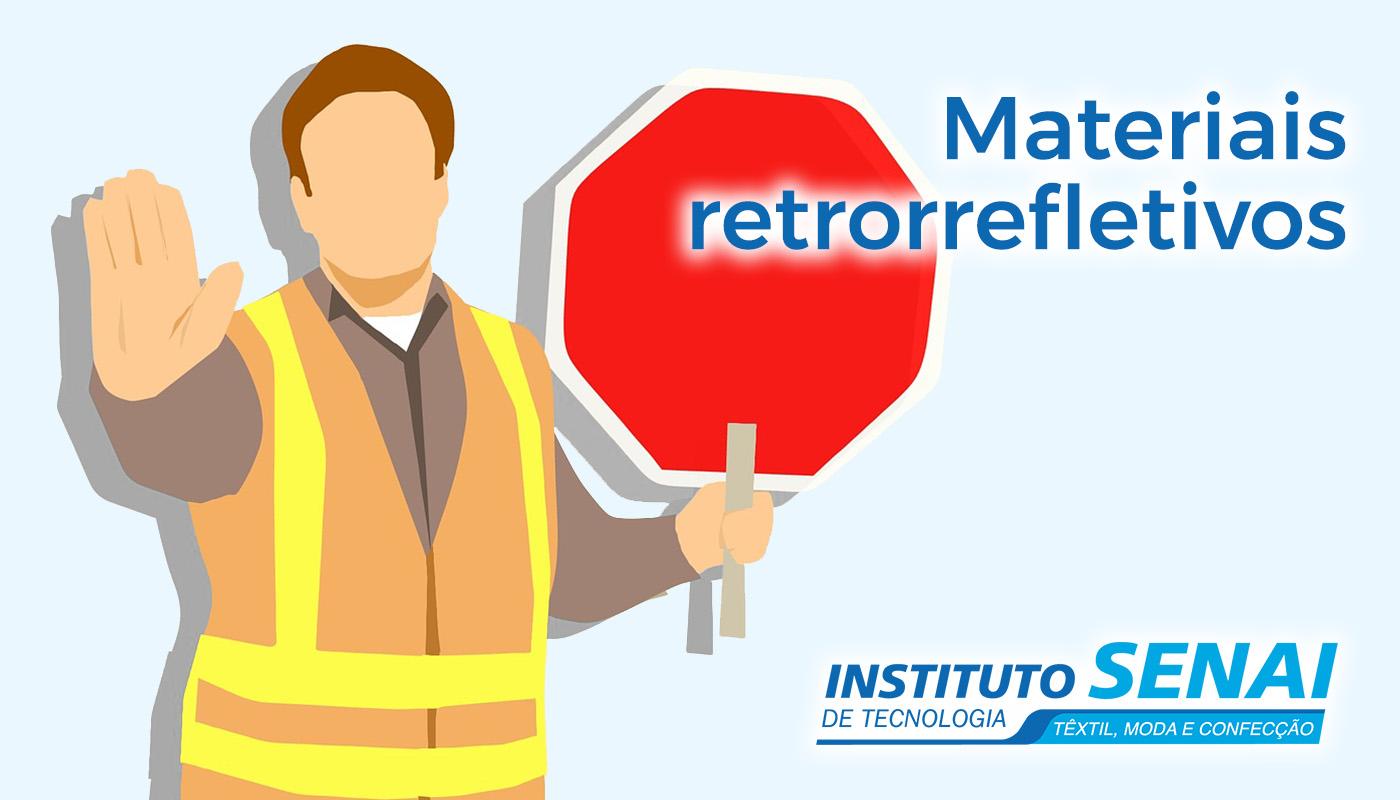 Materiais retroflexivo