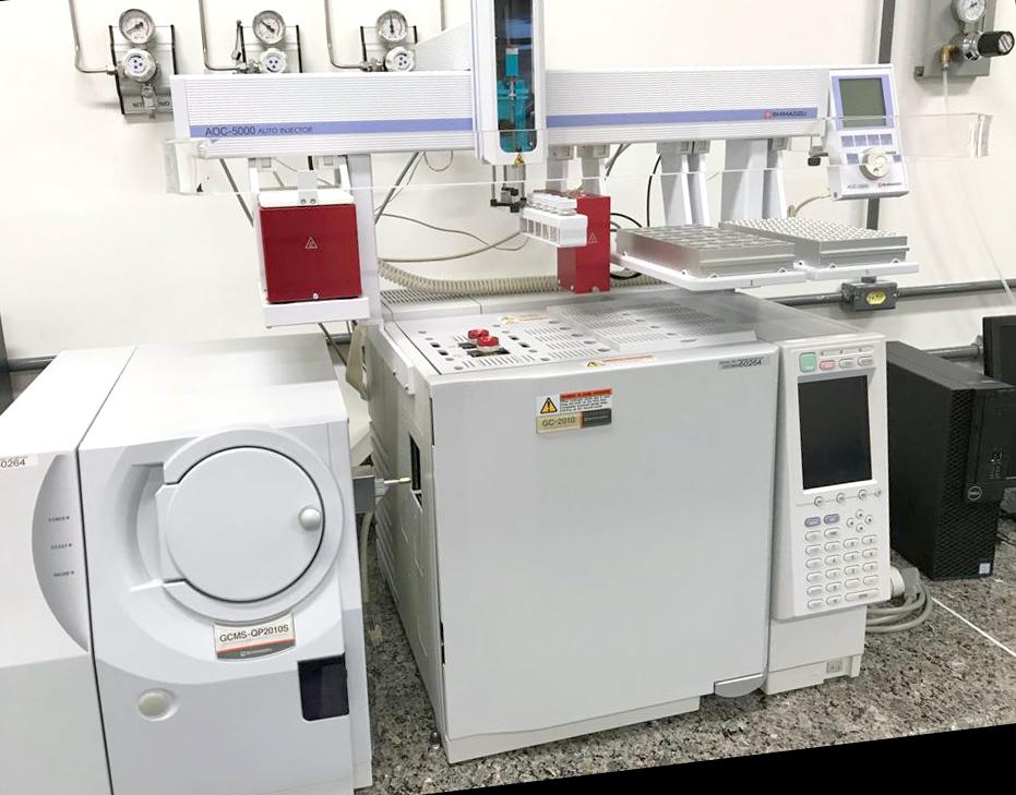 Laboratorio_Cromatografo